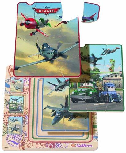 Eichhorn Disney Planes Layers Puzzle, 28st.
