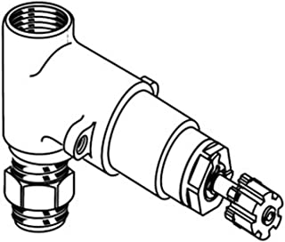 American Standard R701R701 1/2 Inch Rough On/Off Volume Control Valves, 1/2-Inch Inlet/Outlet (Handle Not Included)