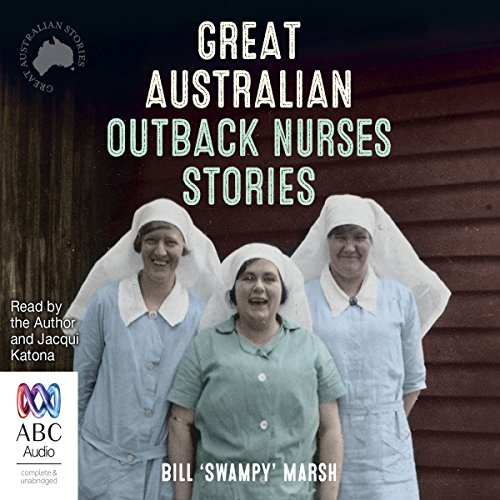 Great Australian Outback Nurses Stories audiobook cover art