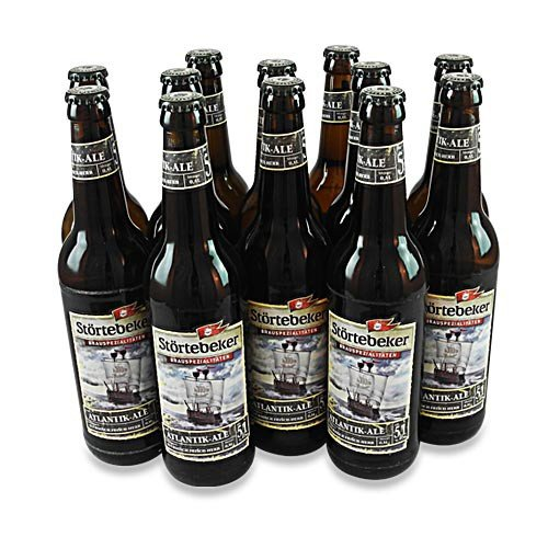 Störtebeker Atlantik Ale (12 Flaschen à 0,5 l / 5,1% vol.)