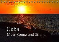 Cuba Meer Sonne und Strand (Tischkalender 2022 DIN A5 quer): 13 Impressionen aus Playa Guardalavaca und Playa Esmeralda (Monatskalender, 14 Seiten )