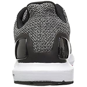 adidas mens Cosmic 2 Running Shoe, Black/Black/Core Red, 11 US