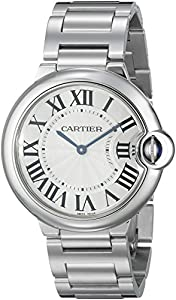 Cartier Midsize W69011Z4 Ballon Bleu Stainless Steel Watch Review and Now and review