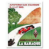 Wee Blue Coo Sport Motor Automobile Club La Baroque