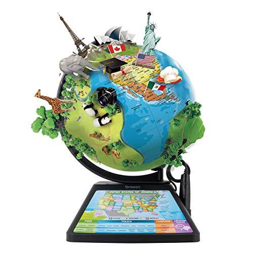 Oregon Scientific SG268R Smart Globe...