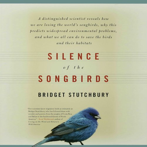 Silence of the Songbirds audiobook cover art