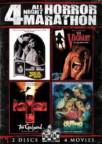 Scream Factory All Night Horror Marathon (Whats the Matter with Helen, The Vagrant, The Godsend & The Outing) by Shout! Factory
