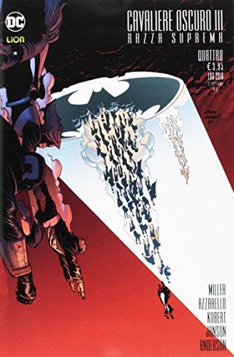 Razza suprema. Batman. Il cavaliere oscuro III (Vol. 4)