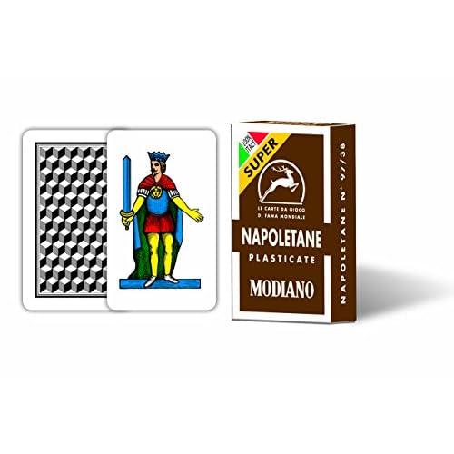 Modiano- Napoletane 97/38 Super, 300042