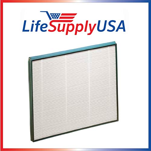 LifeSupplyUSA Replacement Filter Compatible with Hunter 30940 30210 30214 30215 30216 30225 30260 30398 30400 30401