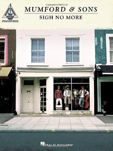 Mumford & Sons: Sigh No More - Guitar Recorded Versions: Noten für Gitarre