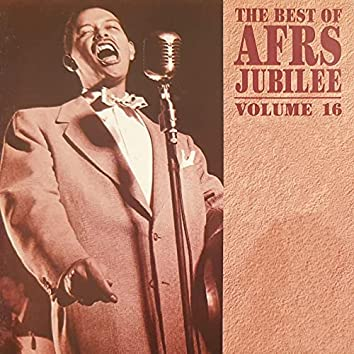 The Best of Afrs Jubilee, Vol. 16 (Live)