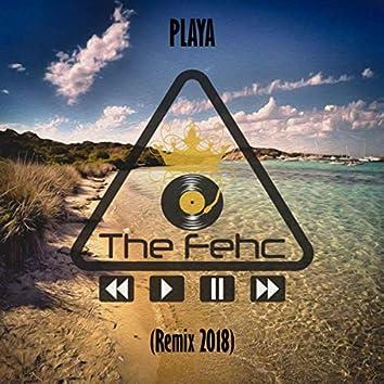 Playa (Official Remix)