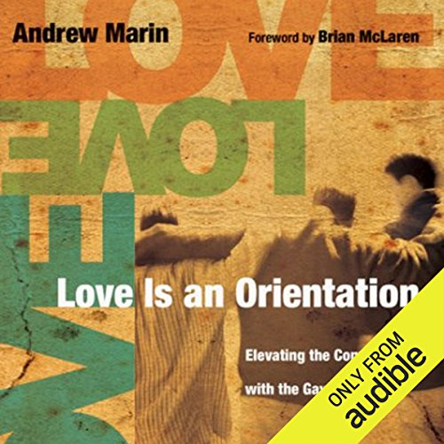 Love Is an Orientation audiobook cover art