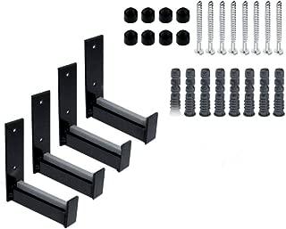 RUNMIND Rungao Heavy Duty Wall Mount Tire Rack, Wheel Hangers Set, Space Saving Storage for Bicycle, Ladder, Tools
