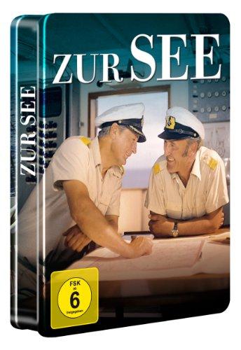 Zur See (Steelbox) (+Bonus-DVD, Blechschild und Tatoos)[4 DVDs]