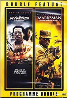 The Detonator / The Marksman (Double Feature)