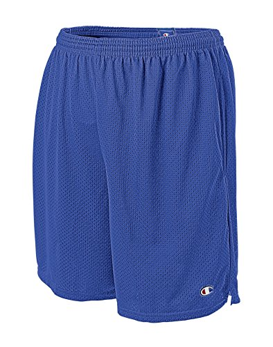 Pantalones cortos para hombre, de la marca Champion, diseño con rejilla y bolsillos...