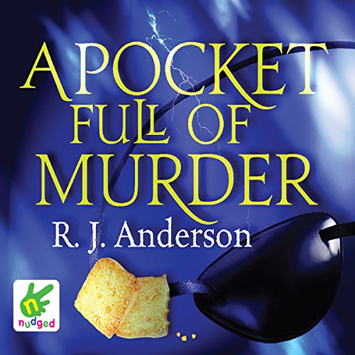 A Pocket Full of Murder audiobook cover art