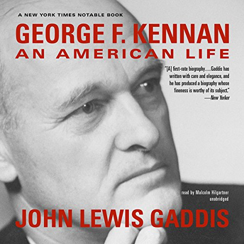 George F. Kennan audiobook cover art