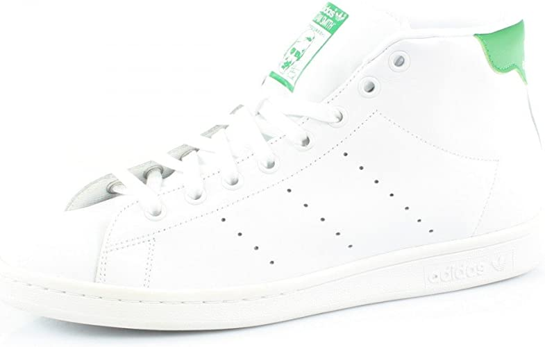 adidas Stan Smith Mid, Chaussures Montantes Homme : Amazon.fr ...