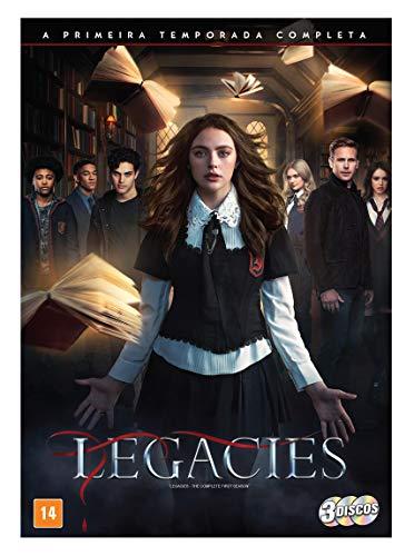 Dvd - Legacies: A Primeira Temporada Completa