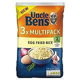 Uncle Bens - Arroz de microondas frito (3 x 250 g)