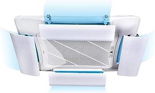 Aire acondicionado central para parabrisas Ventilación antirreflejo Máquina de techo para conductos de aire para oficinas Máquina para techo para tabiques divisorios de salida de aire universal (una p