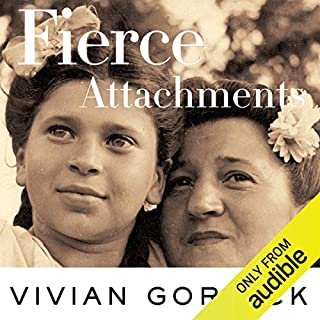 Fierce Attachments audiobook cover art