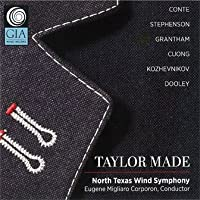 Taylor Made: North Texas Wind Symphony