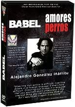 Alejandro Gonzalez Inarritu (Set of 2 DVDs- Babel/Amores Perros)
