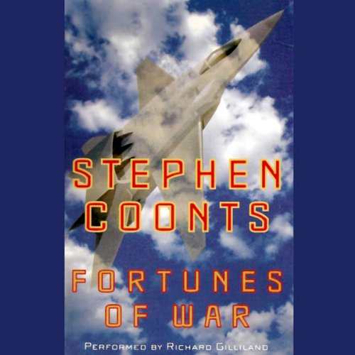 Fortunes of War audiobook cover art