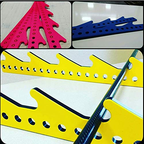 Find Bargain Custom Design Crafts Plastic Salmon Ladder SMS, Advanced, Yellow
