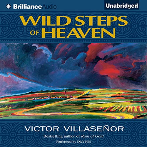 Wild Steps of Heaven audiobook cover art