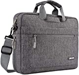 MOSISO Laptop Shoulder Bag Compatible with 15 inch MacBook Pro Touch Bar A1990