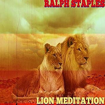 Lion Meditation
