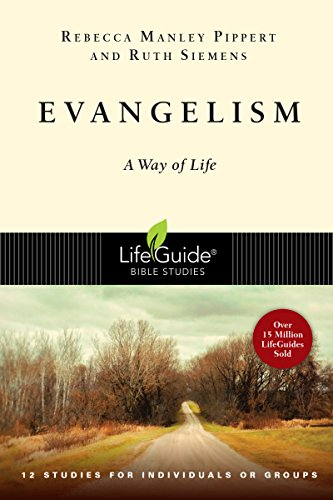 Evangelism: A Way of Life (Lifeguide Bible Studies)