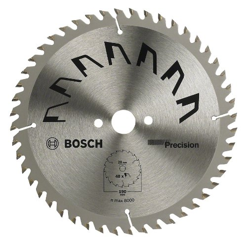 Bosch 2609256875 DIY Kreissägeblatt Precision 230 x 2 x 30/,Z48