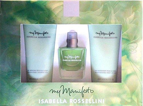 Geschenkset My Manifesto: Eau de Parfum 75 ml + Duschgel 200 ml + Bodylotion 200 ml