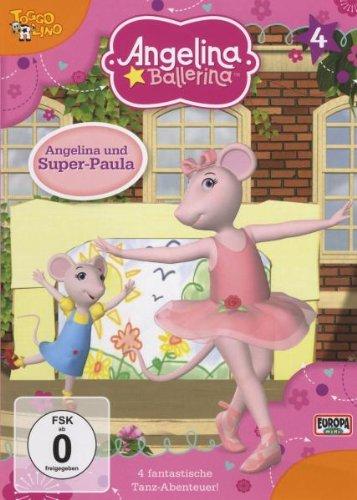 Angelina Ballerina - Angelina und Super-Paula