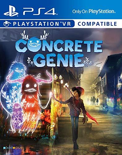 Concrete Genie (Multi-Language) [Asia Import]