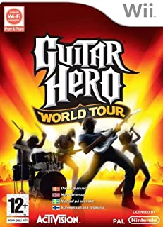 Guitar Hero World Tour [Importación inglesa]