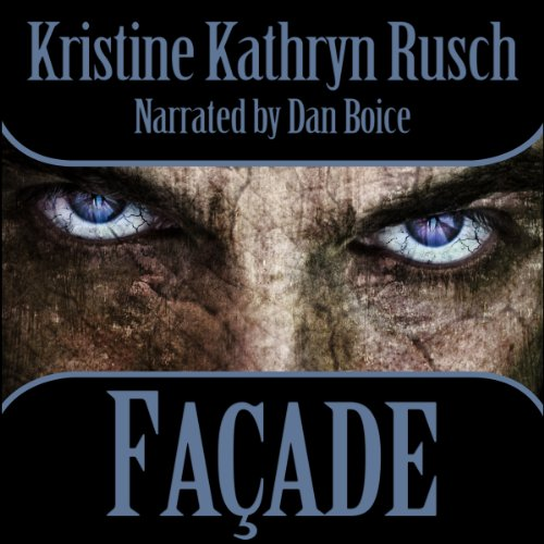 Facade audiobook cover art
