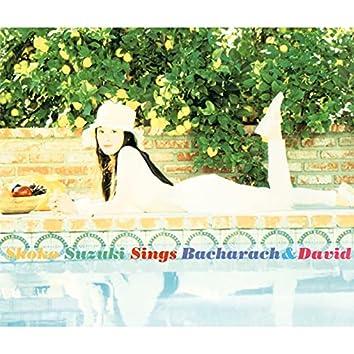 Shoko Suzuki Sings Bacharach&David