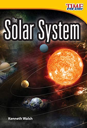 Teacher Created Materials - TIME For Kids Informational Text: The Solar System - Grade 2 - Guided Reading Level L