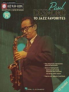 Paul Desmond: 10 Jazz Favorites