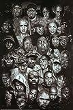 Bruce Teleky Hip-Hop Montage - Poster by Herbert Beyer (24 x 36)