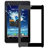 携帯電話のタッチスクリーン交換 AsusのFonepad 7 / ME372 / K00Eのためのパネルをタッチ(ブラック) (Color : Black)