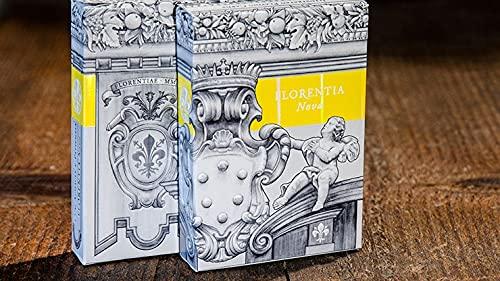 Murphy's Magic Supplies, Inc. Naipes Florentia Nova por Elettra Deganello
