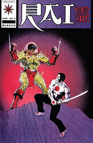 Rai (1992-1995) #2 (English Edition)